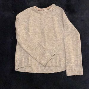 Grey sweater from H&M